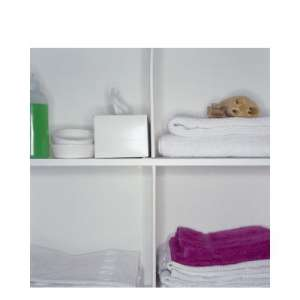 Word of the year led to a clean linen closet